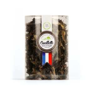 Champi Lozère - Dried Black Trumpet Mushrooms