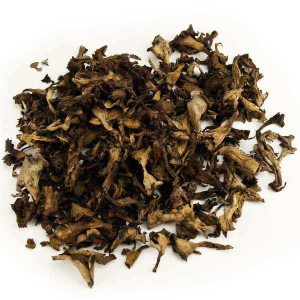 Dried Black Trumpet Mushrooms