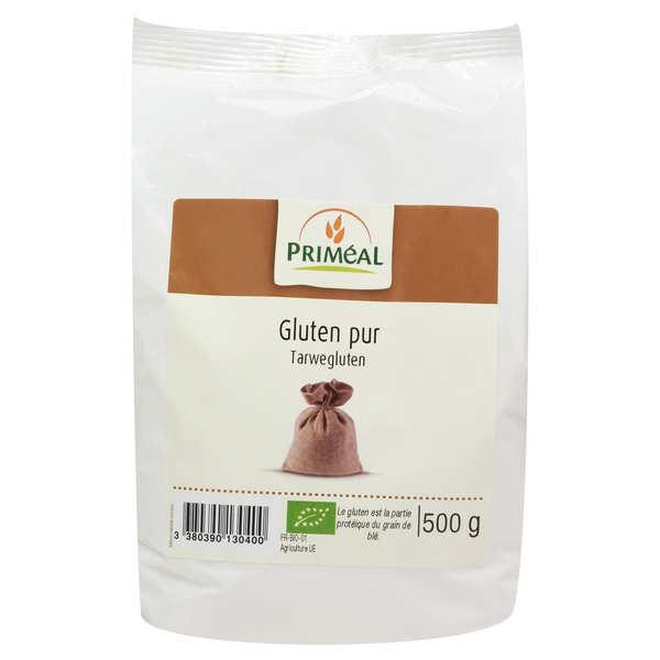 Organic pure gluten