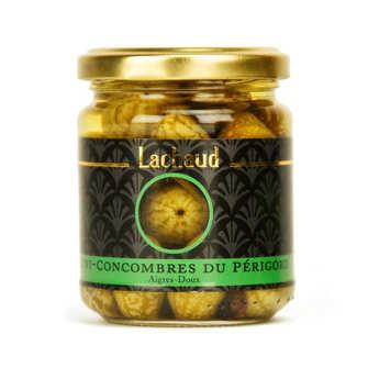 Lachaud - Mini concombres au vinaigre aigres-doux