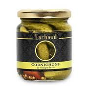 Lachaud - Cornichons de France au vinaigre de vin