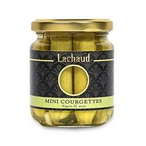 Lachaud - Mini courgettes aigres-douces