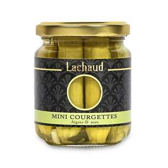 Lachaud - Mini courgettes aigres-douces