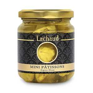 Lachaud - Mini pâtissons de France aigres-doux