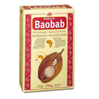 Racines - Poudre de baobab