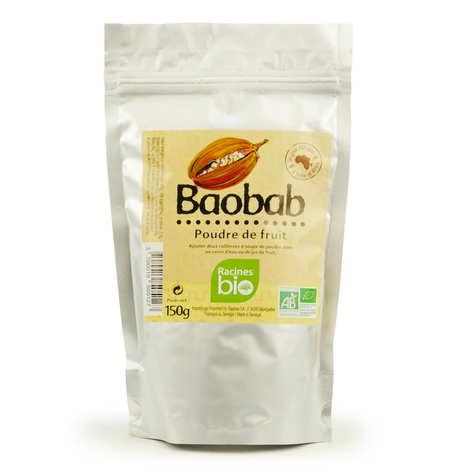 Racines - Poudre de baobab bio en sachet