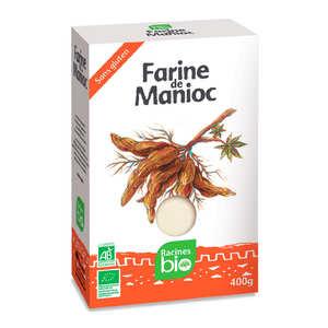 Racines - Foufou - farine de manioc