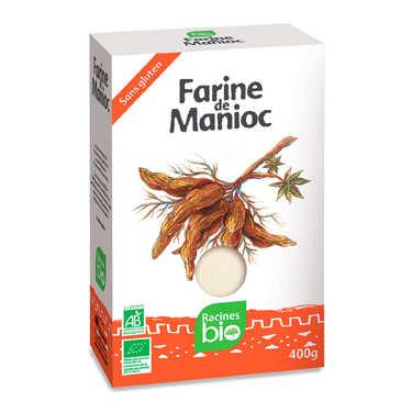Farine de manioc bio sans gluten