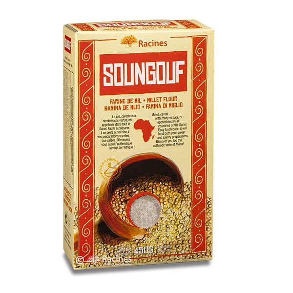 Soungouf - farine de mil
