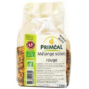 Priméal - Mélange de graines à germer soleil rouge bio