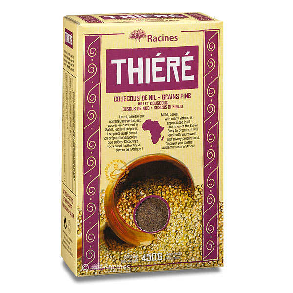 Thiéré - Mil Semolina