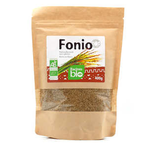 Racines - Pre-cooked Fonio
