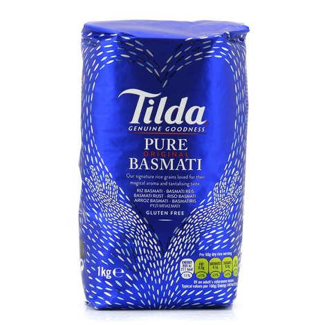 Tilda - Riz long Basmati Tilda