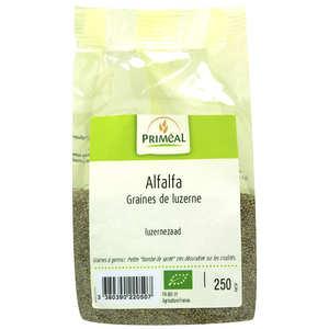 Priméal - Alfalfa - lucerne seeds - 250g.