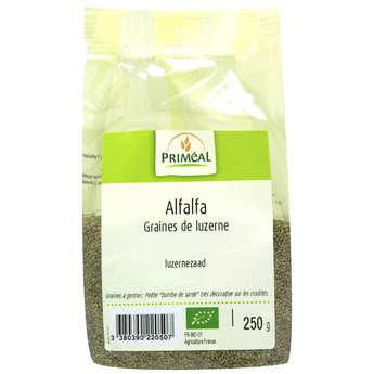 Priméal - Alfalfa - graines de luzerne à germer bio