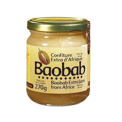 Racines - Confiture extra de baobab