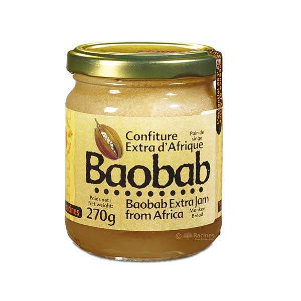 Confiture extra de baobab