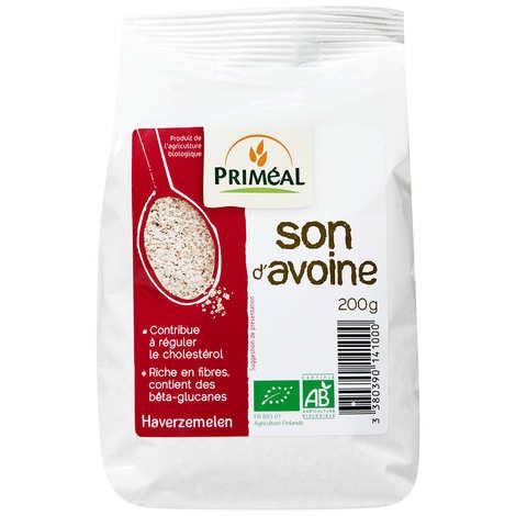 Priméal - Organic oat bran bag