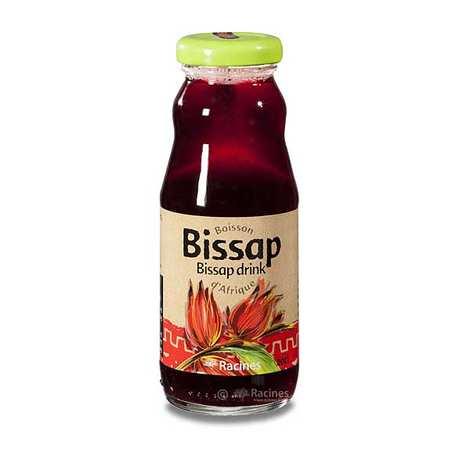 Racines - Boisson d'Afrique au bissap (hibiscus)