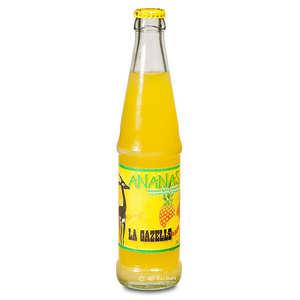 La Gazelle - La Gazelle Ananas - Soda du Sénégal