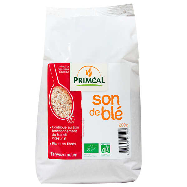 Organic wheat bran bag