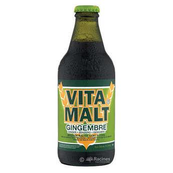 Vitamalt - Bière Vitamalt au gingembre