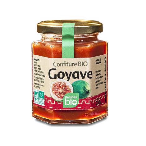 Racines - Confiture bio de goyave