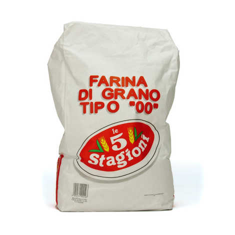 Le 5 Stagioni - Farine à pizza italienne Oro W390 type 00