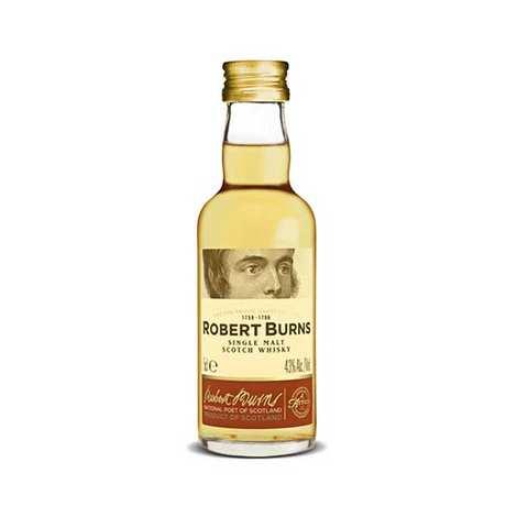 Arran - Arran Robert Burns Whisky - Sampler - 43%
