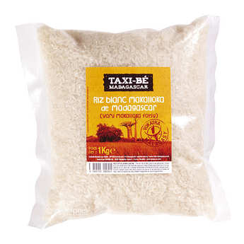 Taxi-Be - White Rice Makalioka