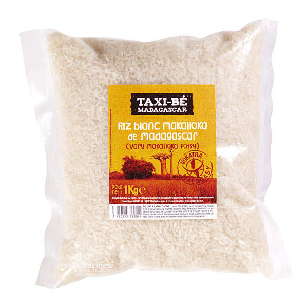 White Rice Makalioka