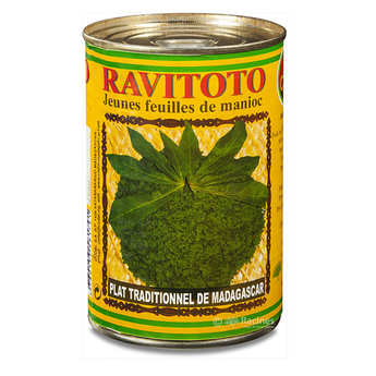 Codal - Ravitoto - Crushed Manioc Leaves