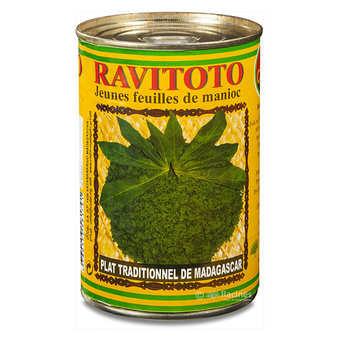 Codal - Ravitoto - Feuilles de manioc pilées