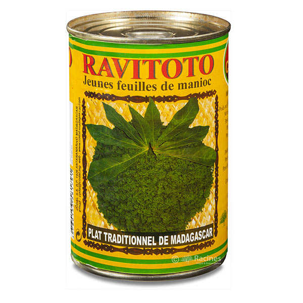 Ravitoto - Crushed Manioc Leaves