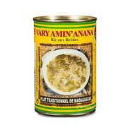 Codal - Vary Amin'Anana - Rice with Bredes