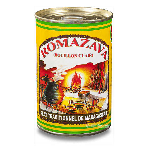 Romazava - bouillon