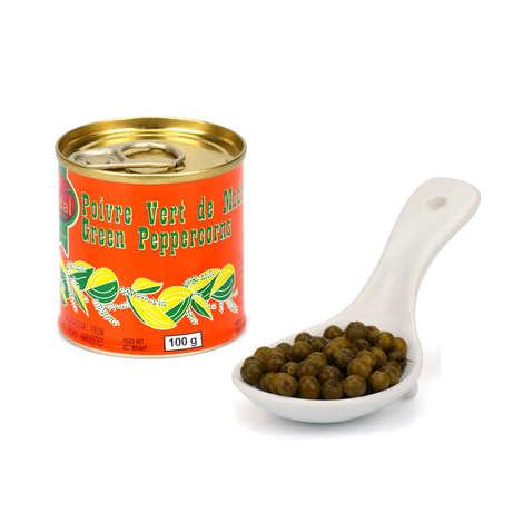 Codal - Green Peppercorns from Malagasy