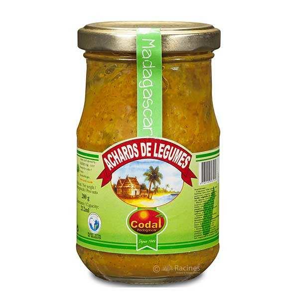 Vegetable Achars