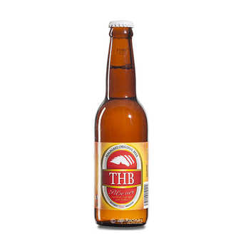 Three Horses Beer - Bière THB de Madagascar 5.4%
