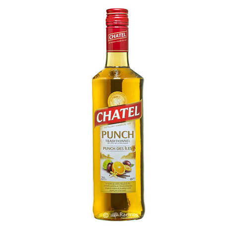 Chatel - Traditional Island Punch from Reunion 40%