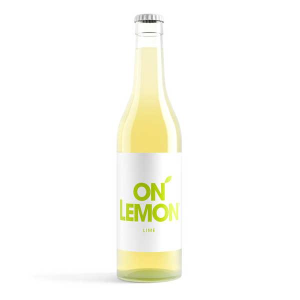 Limonade au citron vert - John Lemon