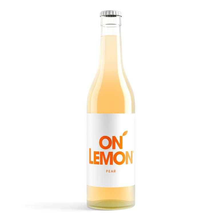 Limonade à la poire - On Lemon