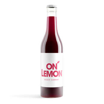 On Lemon - Cassis Lemonade - On Lemon
