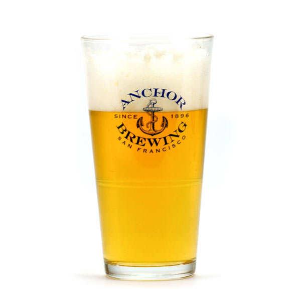 Le verre Anchor Brewing
