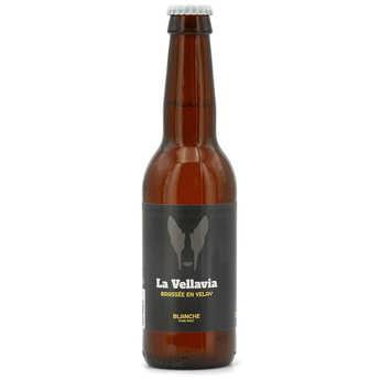 Brasserie La Vellavia - Bière blanche La Vellavia 5%