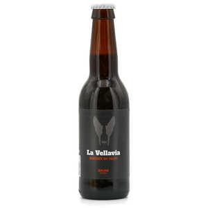 Brasserie La Vellavia - Bière brune La Vellavia 5%