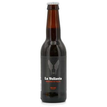 Brasserie La Vellavia - La Vellavia Brown Beer 5%