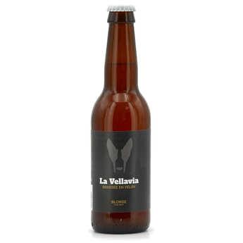 Brasserie La Vellavia - Bière blonde La Vellavia 5%
