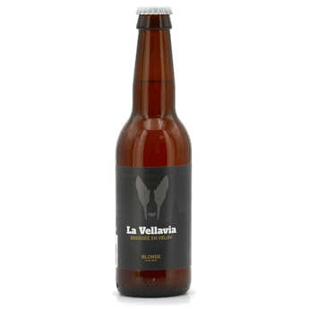 Brasserie La Vellavia - La Vellavia Blond Beer 5%