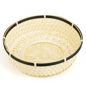 - Wicker basket